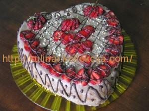 Торт Пятиминутка
