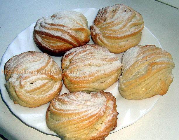 Печенье домашнее через мясорубку