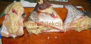 Как приготовить фаршированную рыбу