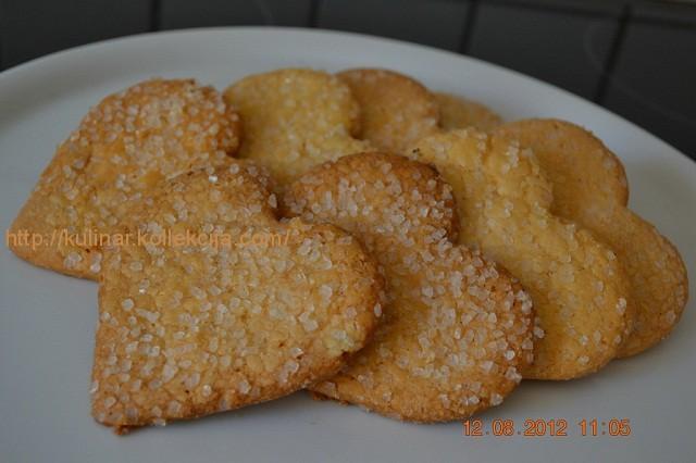 как приготовить вкусные печенья