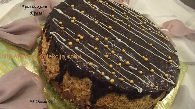 Торт прага самое интересное в блогах