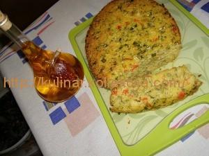 Хлебцы домашние