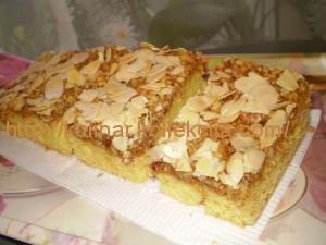 Пирог Укус пчелы
