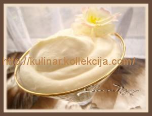 сырный крем-десерт