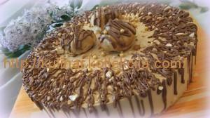 Торт Крем-блюле