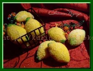 Печенье Лимончики