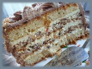 торт Киевлянка