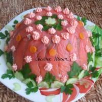 салат Изумительный