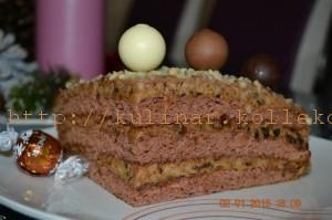 торт Пани Каролина