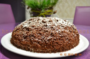 торт Сугроб