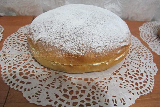 Невский пирог рецепт