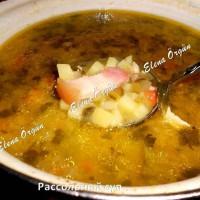 Рассольный суп