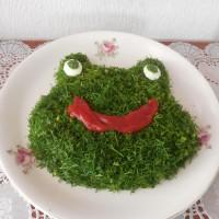 Салат Лягушка