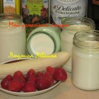 Домашний йогурт без йогуртницы