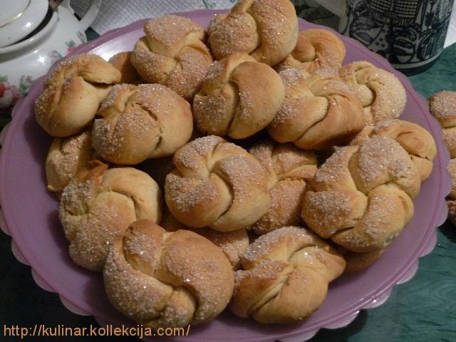 Простое печенье на ряженке