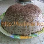 Торт из блинов с начинкой