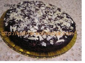Как сделать шоколадный пирог