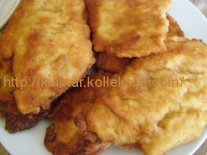 Как готовить куриный шницель