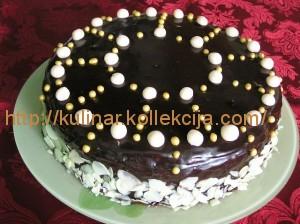 """рецепт приготовления торта """"Прага"""""""