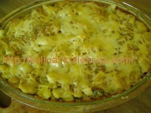 Запеканка овощная с картофелем