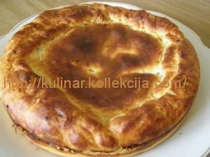 Приготовление пирога с лимоном