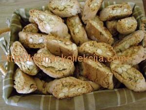 Печенье кантуччи