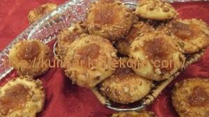 Печенье Ореховые шарики