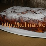 Пирог Буренушка