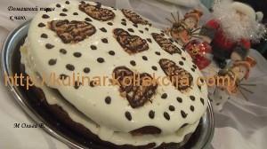 Домашний пирог к чаю