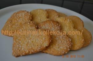 Как приготовить творожное печенье
