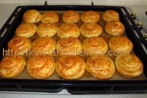 Сырные булочки - рецепт