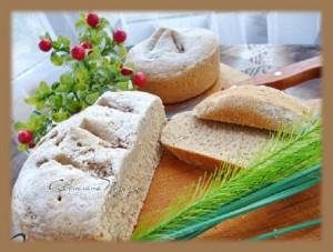 Хлеб пшеничный домашний