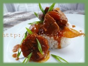 индейка в томатном соусе