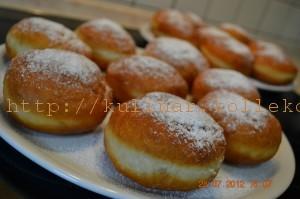 немецкие пончики