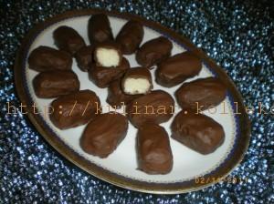 конфеты «Баунти» в домашних условиях