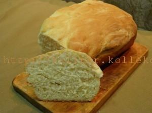 рецепт быстрого приготовления хлеба