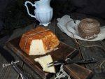 домашний копченый сыр